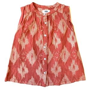 Old Navy Baby Girl Button Front Dress